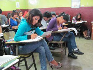 VIII Examen de Progreso Oct17Feb18 @ CEPUNT