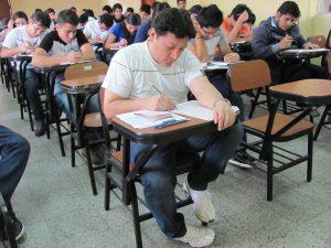 I Examen Sumativo AbrAgo18 @ Universidad Nacional de Trujillo