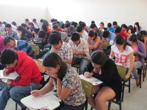 V Examen de Progreso Oct17Feb18 @ CEPUNT | La Libertad | Perú